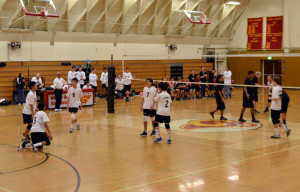 Boys volleyball defeated by Willow Glen in first away game