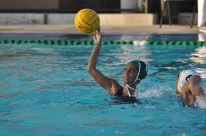 Girls' water polo narrowly loses to Wilcox