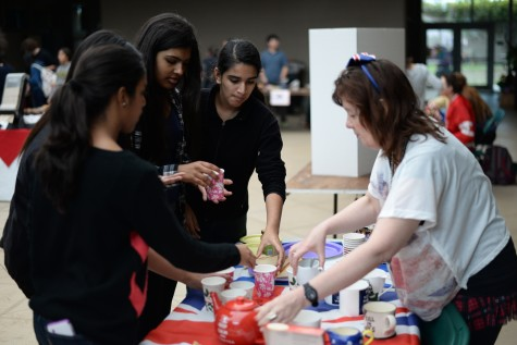 GEO Multicultural Fair lures students