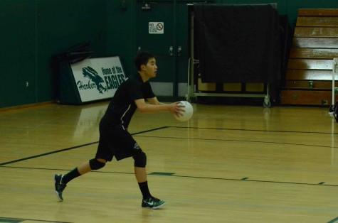 Varsity Boys' Volleyball Loses 3-0 to Monta Vista