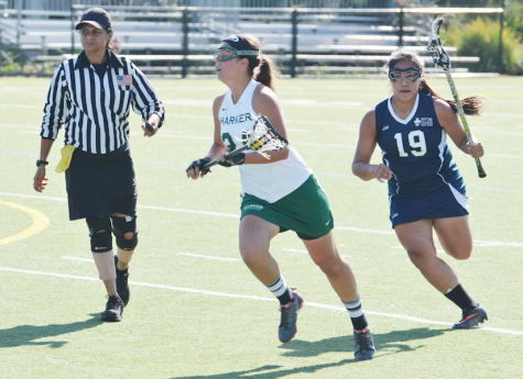 From middle school fields to the midfield: Hannah Bollar's lacrosse journey