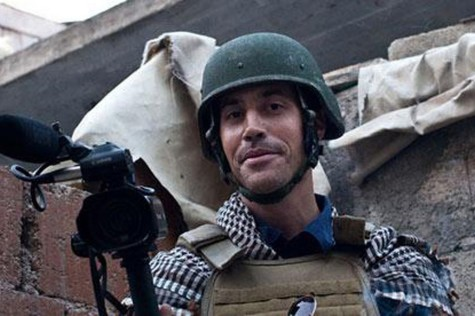 Captured freelance journalist James Foley beheaded in Syria