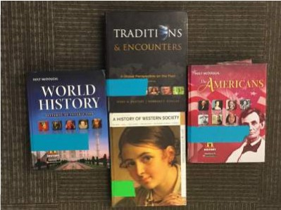 History curricula reveal significant Western biases