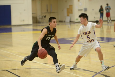 Did you know: freshman Roy Yuan excels on varsity basketball team