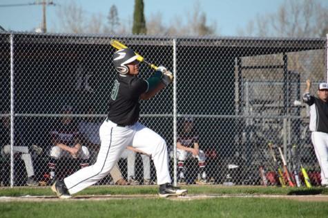 Boys' baseball team defeats Northern Valley Baptist