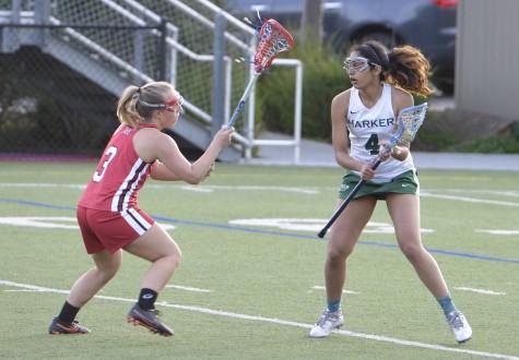 Girls lacrosse loses tough matchup against Gunn High School