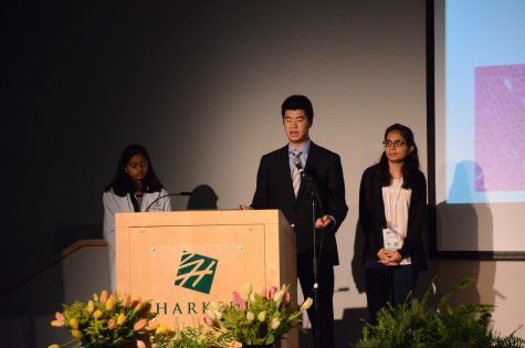 Students submit Siemens Competition research papers
