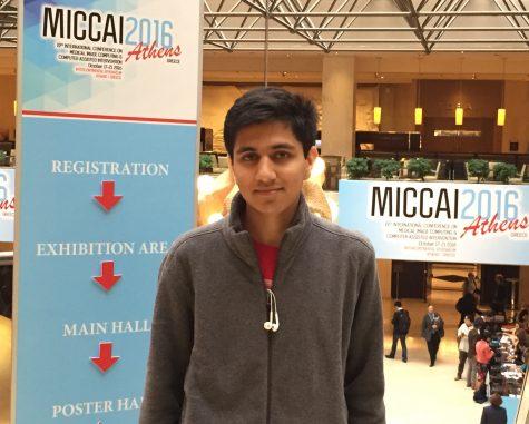 Manan Shah (12) named Siemens National Finalist