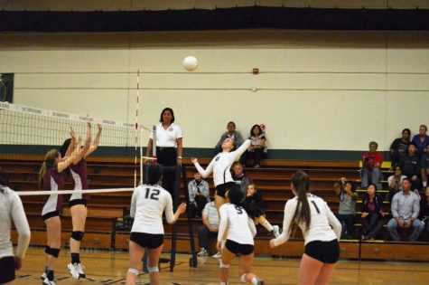 Girls Volleyball Fall Season Recap