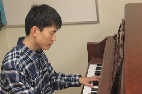 Humans of Harker: Bill Liang uses silent reflection to better himself