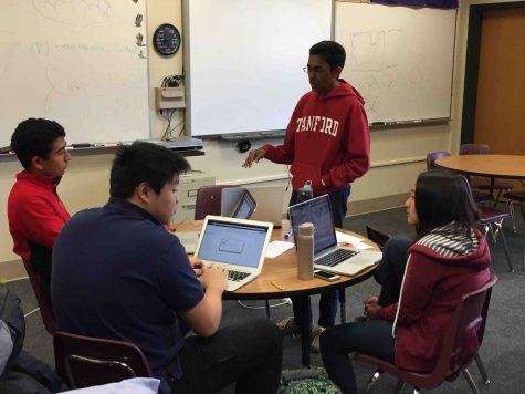 Students participate in 36-hour math competition