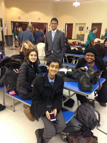 Harker Speech and Debate competes in tournaments over Thanksgiving break