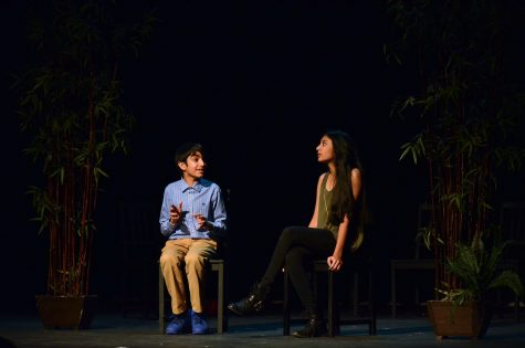 Performing arts department holds annual SDS shows