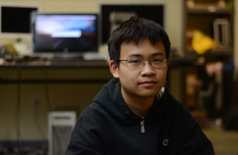 Humans of Harker: James He problem-solves using computer science