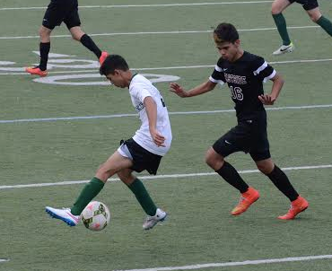 Soccer teams defeat Eastside College Preparatory in annual Kicks Against Cancer games