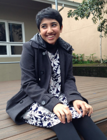 Humans of Harker: Amrita Singh develops her passions for research and theater