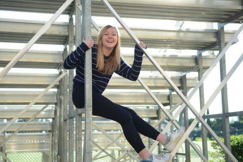 Humans of Harker: Illana Goldberg finds her place despite high school transfer