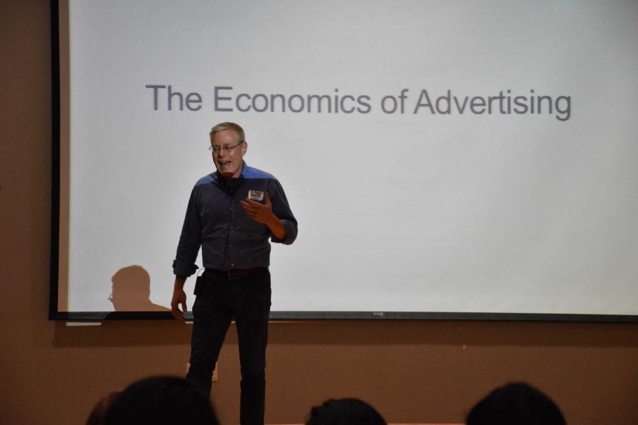 Berkeley economist speaks at upper school
