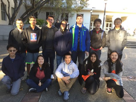 Upper school students win awards at Berkeley Math Tournament