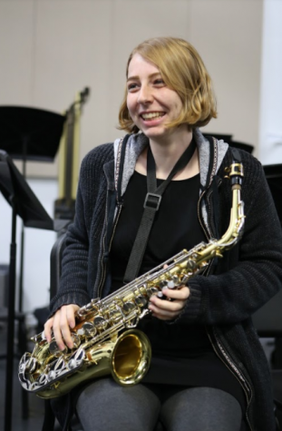 Humans of Harker: Kathryn Cole plays the rhythm to her own life