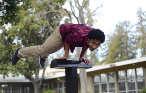 Humans of Harker: Srivatsav Pyda learns to love hip-hop
