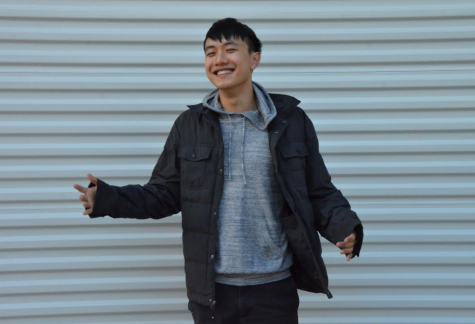 Humans of Harker: Eddie Shiang finds a passion for dance