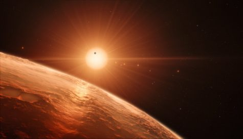 NASA announces discovery of seven-exoplanet system