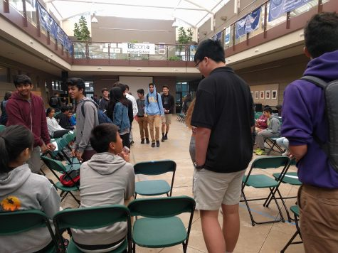 Freshmen and sophomores attend annual LIFE assemblies