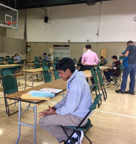 Latin students take annual National Latin Exam