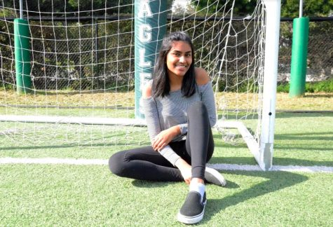 Humans of Harker: Maya Rai finds inspiration in art