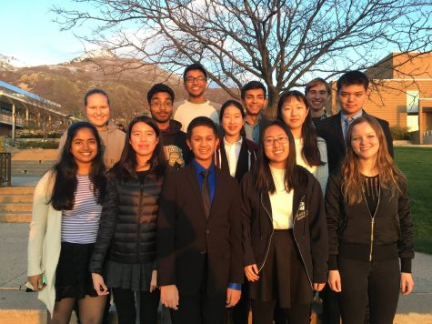 Upper school debaters finish strong at NDCA National Championships