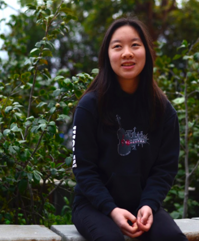 Humans of Harker: Judy Pan finds ways to relieve stress despite busy school schedule