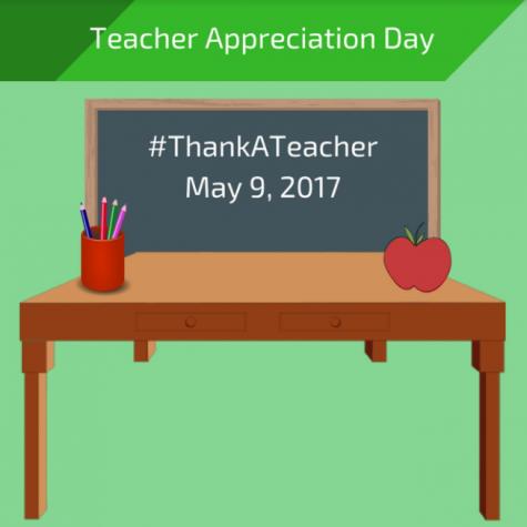 Honoring our mentors: Upper school celebrates Teacher Appreciation Day