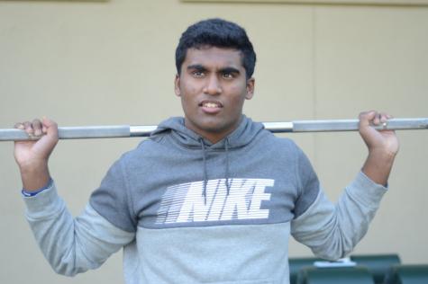 Humans of Harker: Saketh Gurram develops a passion for football