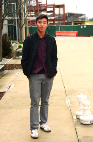 Humans of Harker: Peter Wu looks to future in physics, computer science