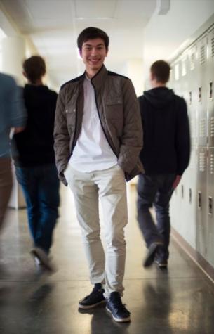 Humans of Harker: Joseph Krackeler immerses himself in his faith