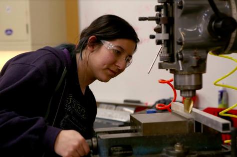 Humans of Harker: Sarah Gonzales delves into robotics