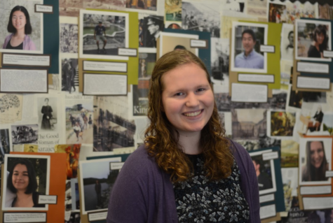 Humans of Harker: Molly Wancewicz speaks out through debate