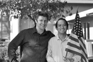 New Americans on campus, Fisico and Tantrum become citizens