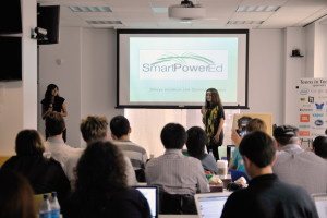 Sophomores present at annual Teens in Tech conference