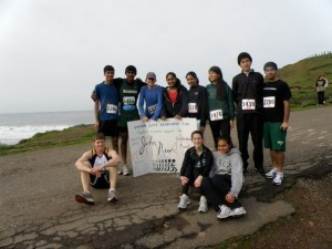 Students run in SF marathon to honor late history teacher John Near