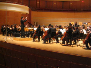 Orchestra places first: selected to play encore performance
