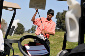 Annual golf classic held at Stanford golf course