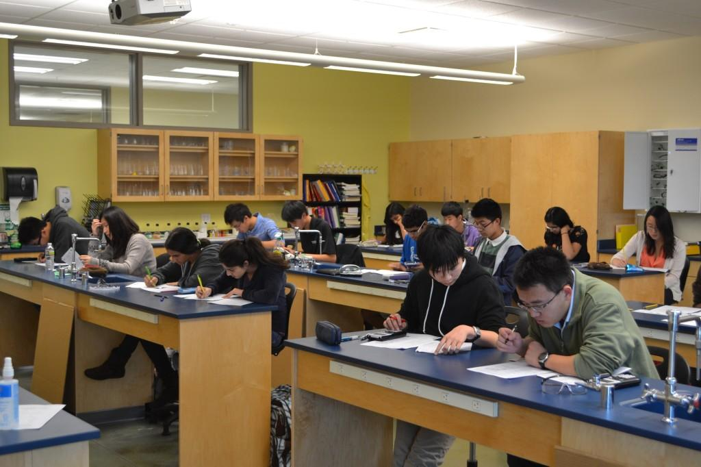 Students compete in Science Olympiads – Harker Aquila