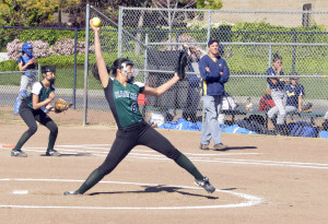 Softball perfect season continues with 11-1 victory
