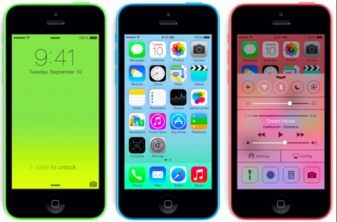 Release date of iPhones 5S and 5C looms, eliciting mixed student response