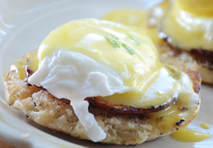 In a Nutshell: Eggs Benedict