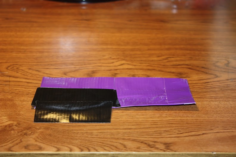 How To Make A Duct Tape Wallet Harker Aquila