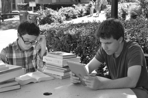 E-Textbooks revolutionize studying