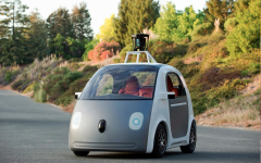 Google Launches Self-Driving Car